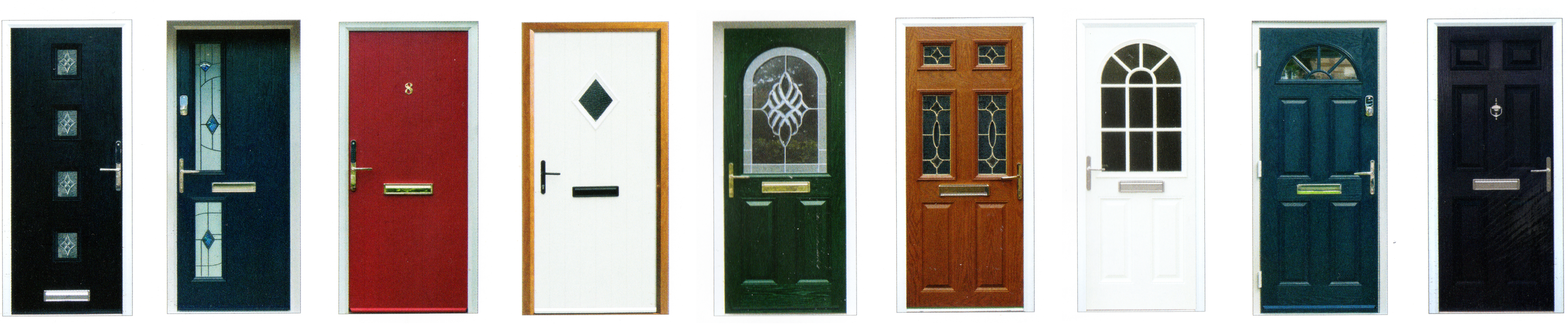 traditional and contemporary doors Fareham