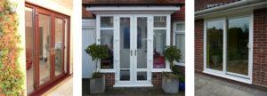 Back doors, french doors and patio doors