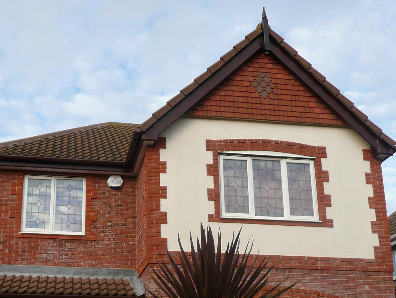 roofline fascia board replacement, Fareham